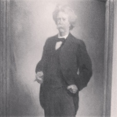 Mark Twain (phone picture)
