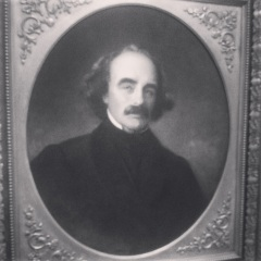 Nathaniel Hawthorne (phone picture)