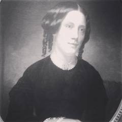 Harriet Beecher Stowe (phone picture)