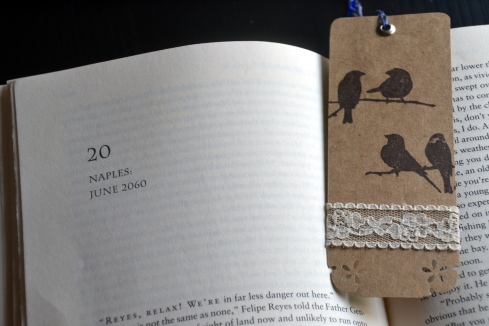 The Sparrow + Trish's Bookmark